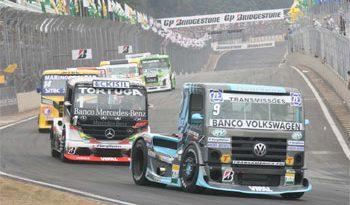 Truck: Guaporé começa a receber os torcedores