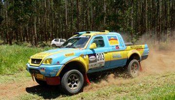Rally: Reinaldo Varela e Marcos Macedo são os Campeões na Production no Brasileiro de Croos Country