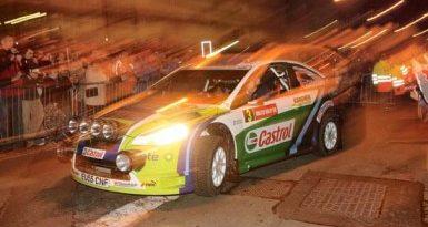 WRC: Grönholm vence no País de Gales. Ford é campeã de Construtores