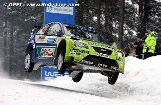 WRC: Grönholm vence o Rali da Suécia