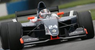 GP2 Series: Carlos Iaconelli testa pela Durango