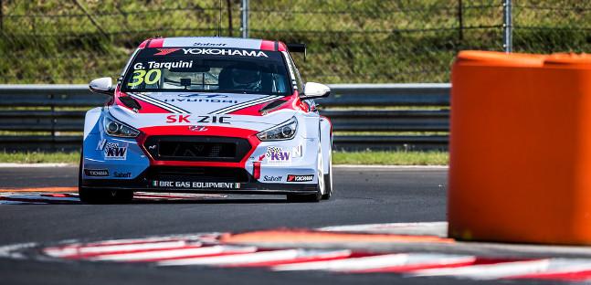 WTCR: Gabriele Tarquini mantém liderança após etapa na Hungria