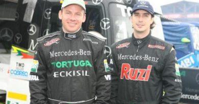 Truck: Curitiba abre a fase decisiva da Fórmula Truck
