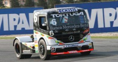 Truck: Cirino é o mais rápido no 1º dia de treinos da F-Truck em Curitiba