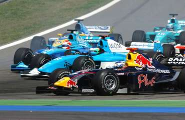 GP2 Series: brasileiros começam bem a pré-temporada