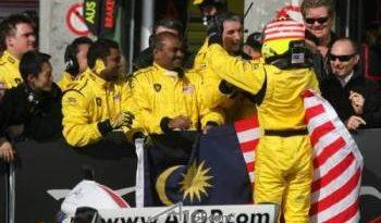 A1GP: Malásia vence as duas provas em Brno