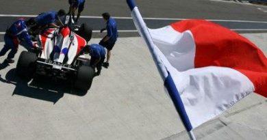A1GP: França é a mais rápida em Taupo