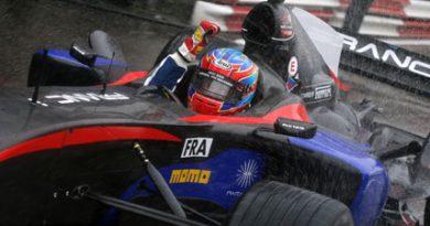 A1GP: Malásia e França vencem na chuvosa etapa de abertura da temporada