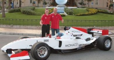 A1GP: Mônaco anuncia equipe para temporada 2008/2009