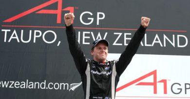 A1GP: Nova Zelândia vence a Sprint