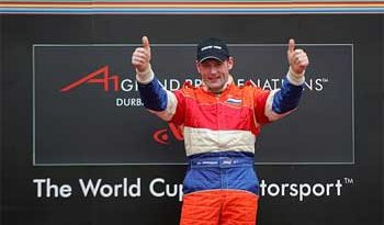 A1GP: Holanda vence a Feature Race