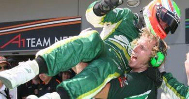 A1GP: líder do campeonato, Irlanda marca as duas poles-positions em Taupo