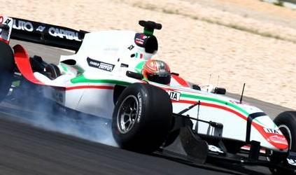 A1GP: No Algarve, Itália e Holanda fazem as pole-positions