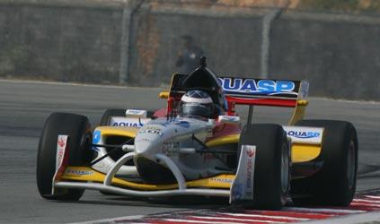 A1GP: Alemanha vence a Sprint Race