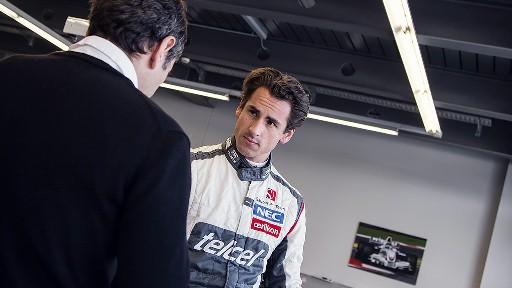 F1: Sutil diz não se arrepender de ter trocado a Force India pela Sauber