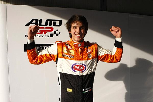 AutoGP: Riccardo Agostini marca a pole para a abertura da temporada