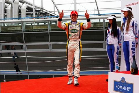 AutoGP: Sergio Campana vence em Monza