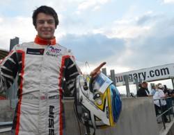 AutoGP: Adrian Quaife-Hobbs marca a pole na Hungria