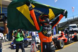 AutoGP: Antonio Pizzonia retorna a categoria em Sonoma