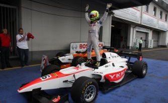 AutoGP: Narain Karthikeyan e Kimiya Sato vencem em Nürburgring