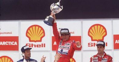 Senna 20 anos: Veja a lista de vitórias do tricampeão