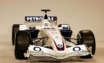 F1: Conheça a BMW-Sauber