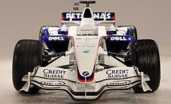 F1: BMW Sauber apresenta novo carro em Munique