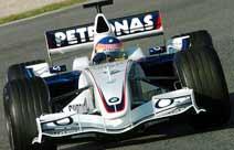 F1: Villeneuve perderá 10 posições no grid do GP da Espanha