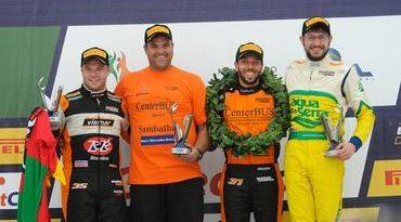 Campeonato Brasileiro de Turismo: Campos vence, desempata e assume a liderança em Curitiba