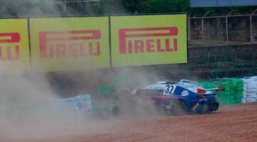 Campeonato Brasileiro de Turismo: Felipe Fraga em primeiro no treino extra do Brasileiro de Turismo