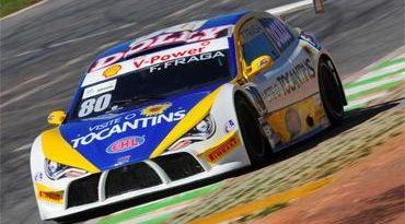 Campeonato Brasileiro de Turismo: Felipe Fraga, sempre ele, faz mais uma pole