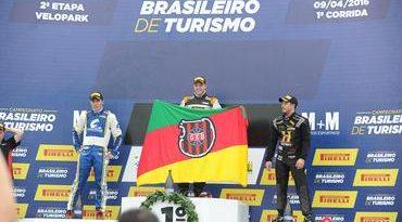 Campeonato Brasileiro de Turismo: Pit stops definem Lukas Moraes como vencedor