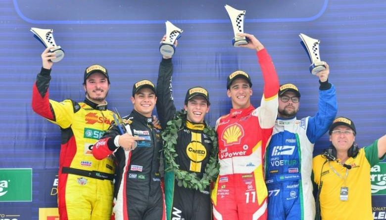 Campeonato Brasieiro de Turismo: Rimbano vence 2ª bateria