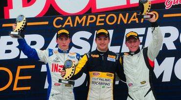 Campeonato Brasileiro de Turismo: Felipe Fraga ganha a segunda no Brasileiro de Turismo