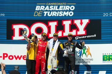 Campeonato Brasileiro de Turismo: Felipe Fraga vence pela quarta vez no Brasileiro de Turismo