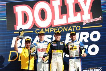 Campeonato Brasileiro de Turismo: Felipe Fraga ganha a terceira seguida no Brasileiro de Turismo