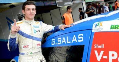 Campeonato Brasileiro de Turismo: Guilherme Salas crava a pole em Interlagos