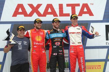 Campeonato Brasileiro de Turismo: Sábado perfeito para Márcio Campos