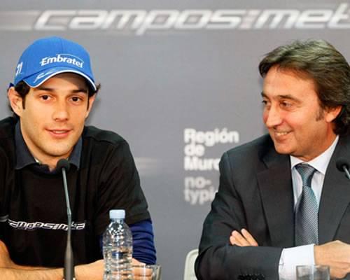 F1: Campos já teria liberado Senna para Toro Rosso