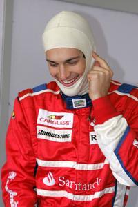 GP2 Series: Com problemas, Bruno Senna é o 10º em Paul Ricard
