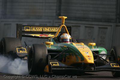 ChampCar: Will Power é o pole na última prova do ano