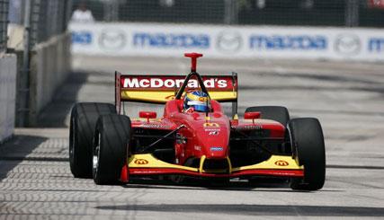 ChampCar: Newman-Haas-Lanigan faz a dobradinha em Houston