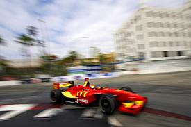 IndyCar: Justin Wilson marca a pole-position em Long Beach