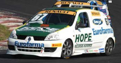 Copa Clio: Bragantini comemora pódio em seu retorno a categoria