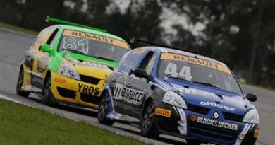 Copa Clio: Marrucci termina entre os dez e marca seus primeiros pontos na Copa Renault Clio