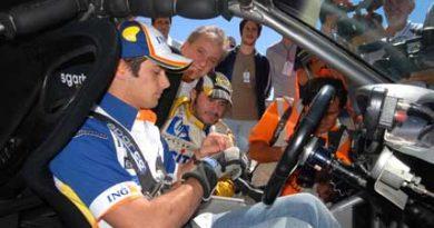 Copa Clio: Nelsinho Piquet testa novo motor Renault 2.0 da Copa Clio