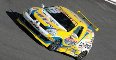 Copa Clio: Rodolfo Pousa faz corrida de superação em Interlagos