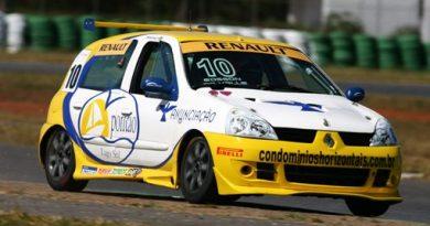Copa Clio: Recuperado de pneumonia, Edson do Valle volta à categoria em Interlagos
