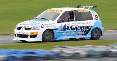Copa Clio: Cordova crava sua 16ª pole position