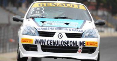 Copa Clio: José Cordova sai na frente em São Paulo